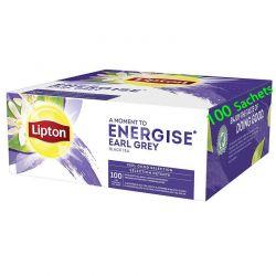 Thé Lipton classic Earl Grey exclusive sélection Détente