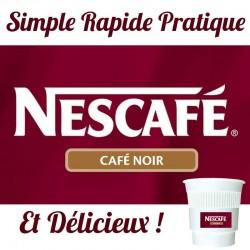 NESCAFE Espresso Noir