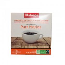 Malongo Purs Matins Bio & CE