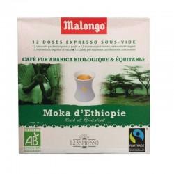 Moka d'Éthiopie Malongo®