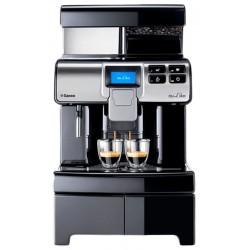 Saeco Aulika Office Noire Machine à café à Grains avec Broyeur intégré