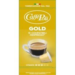 """""""Gold"""" L'or Capsules Compatibles Nespresso®"""