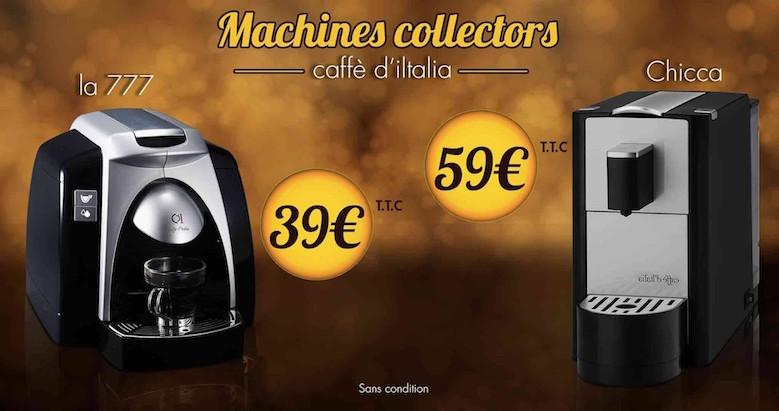 L'Italie chez vous avec Caffè D'Italia®
